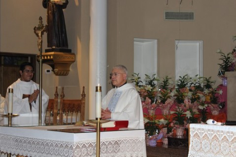 Easter Vigil Mass